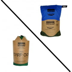 KIT KAMPA REDE JOY + TARP OCA