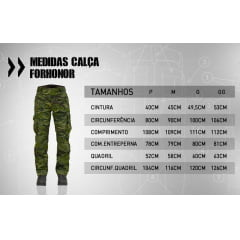 CALÇA TÁTICA COMBAT 911 - FOR HONOR