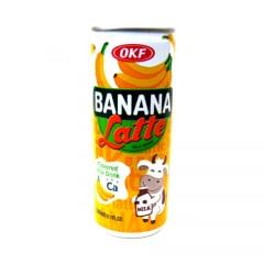 Bebida de Leite com Banana OKF - 240mL