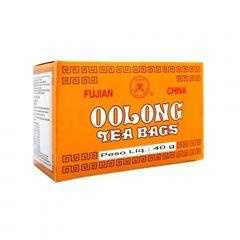 Chá Oolong Importado - 20 Sachês (40gramas)
