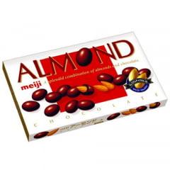 Chocolate Fino com Amêndoas Japonês Almond – 88 gramas