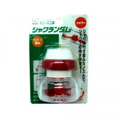 Chuveirinho Japonês para Torneira Cozinha Kurita - Vermelho