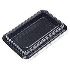 Embalagem Descartável Combinado 02 para Comida Japonesa - Sushi Today 200 unidades