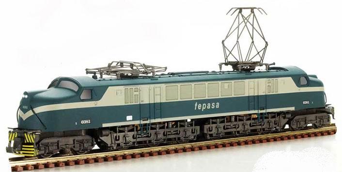 V8 Fepasa # 3515