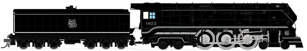 Locomotiva 4-6-4