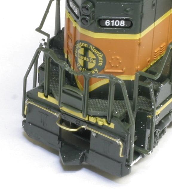 Early Locomotive Cut Levers