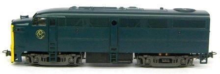 Locomotiva FA-1 ECB