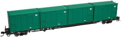Vagão Carregador Containers