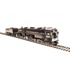 Locomotiva 4-8-8-2 Com Som, DCC e Fumaça