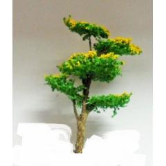 Árvore Pequena  Amarela