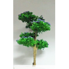 Árvore Pequena  Roxa
