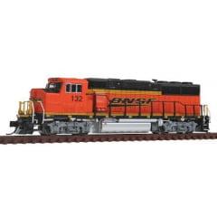 Locomotiva GP60M