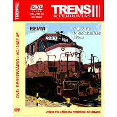 Trem de Passageiro EFVM