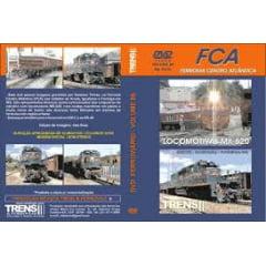 FCA- Locomotivas MX-620