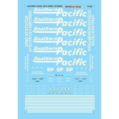 Southern Pacific GP-60 Locomotivas