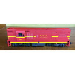 Locomotiva G12 Edição Comemorativa