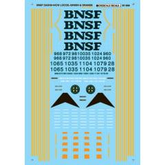 Decal BNSF