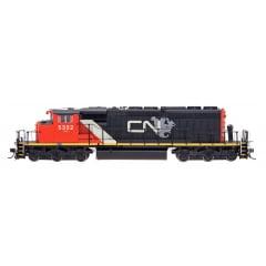 Locomotiva SD40-2W