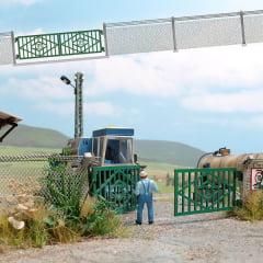 Portão com Cerca
