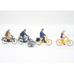 Ciclistas Diversos