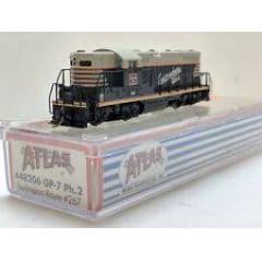 Locomotiva GP 7