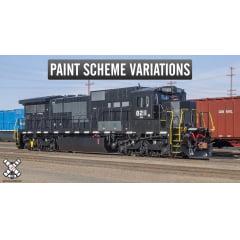 Locomotiva C39-8 Com Som e DCC