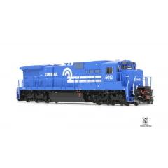 Locomotiva C39-8 Conrail Com Som e DCC