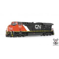 Locomotiva ET44AC  Com Som e DCC