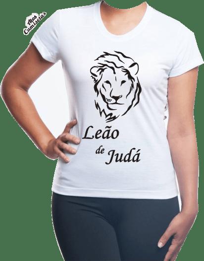 090b9e27c Leão de judá - Atos Camisetas
