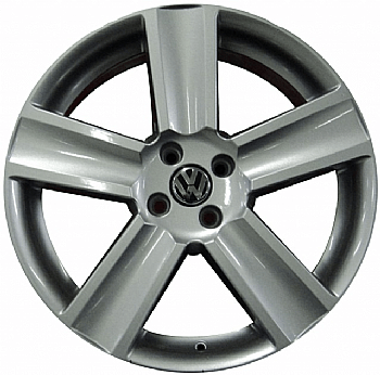 Roda Aro 18 - Replica Original VW Saveiro Cross Prata 5x100mm