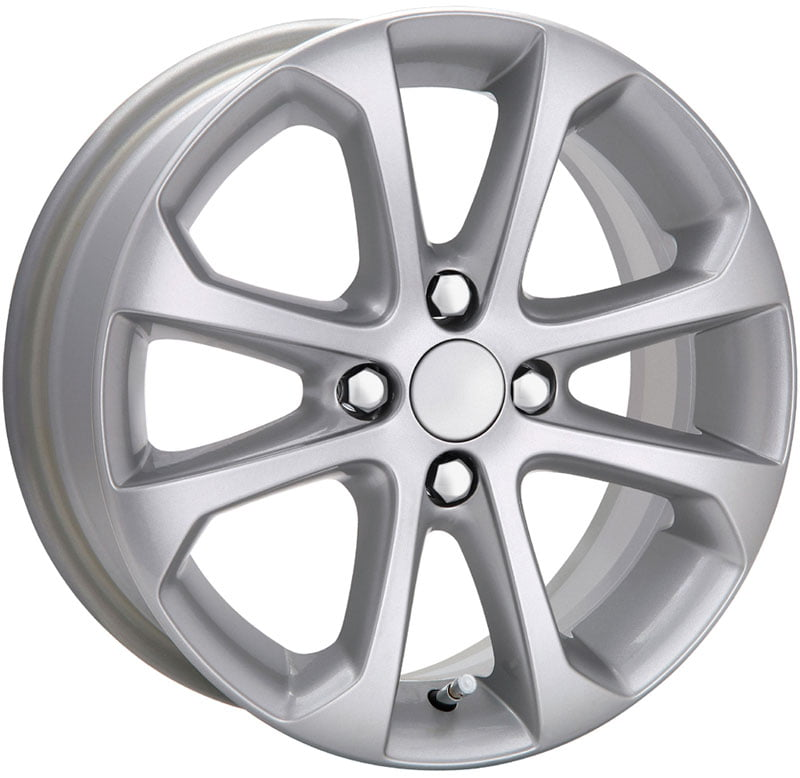 Roda Aro 14 - Replica Original VW Gol Power 2011 Prata