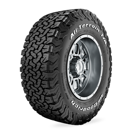 Pneu BF Goodrich 285/65 R18 125/122R All Terrain