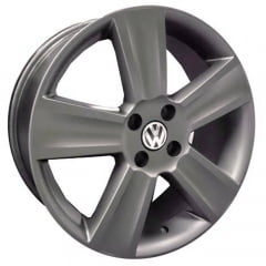 Roda Aro 17 - Replica Original VW Saveiro Cross Grafite Fosco 5x100mm