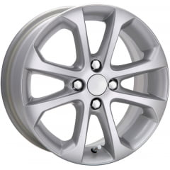 Roda Aro 14 - Replica Original VW Gol Power e Voyage 2011 Prata