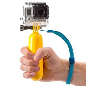 Bastão Flutuante De Mão Compatível com Go Pro