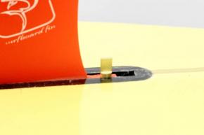 Parafuso de Quilha Central Metal Sup, Long e Monoquilha