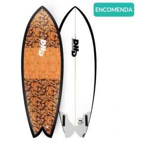 Prancha de Surf Biquilha DHD Mini Twin Encomenda – 4