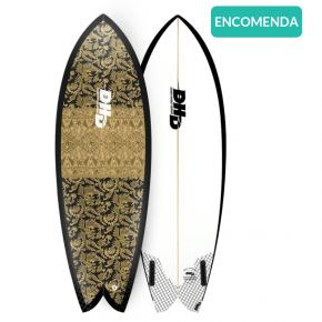 Prancha de Surf Biquilha DHD Mini Twin Encomenda – 5