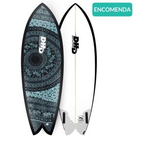 Prancha de Surf Biquilha DHD Mini Twin Encomenda