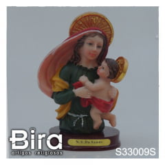 Busto N. Sra. da Saúde - 12cm - Cód. S33009S