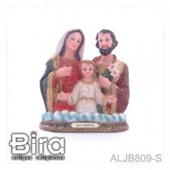 Busto Sagrada Família - 20cm - Cód. ALJB809-S