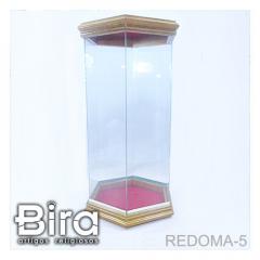 Redoma de Vidro Para Imagem de Até 40cm - Cód. REDOMA-5