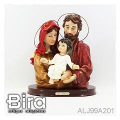 Busto Sagrada Família - 22cm - Cód. ALJ99A201