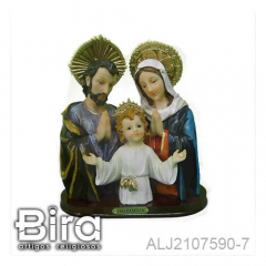 Busto Sagrada Família - 20cm - Cód. ALJ2107590-7
