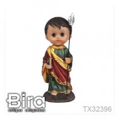 São Judas Infantil - 14cm - Cód. TX32396