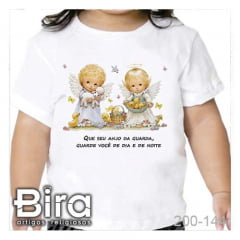 Camiseta Infantil Anjos - Cód. 200-144