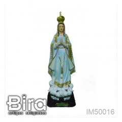 Imagem N. Sra. de Fátima em Resina - 30cm - Còd. IM50016