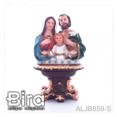 Busto Sagrada Família - 25cm - Cód. ALJB859-S