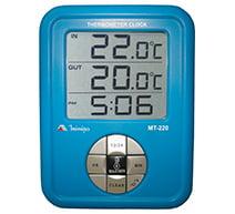 Relógio Termômetro Int./Ext. MT-220 MINIPA