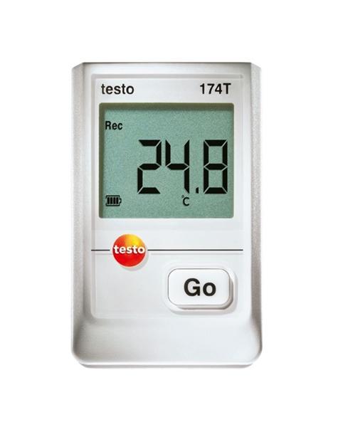 TESTO 174T Datalogger p/Medição de Temperatura